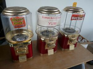 25 Candy Vending Machines With 25 Coin Mechanism Seaga
