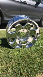 17 Inch Cadillac Rims And Tires