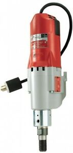 Milwaukee 20 Amp 600 1200 Rpm Diamond Coring Motor With Clutch Drill Driver