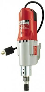 Milwaukee Drill Driver 20 Amp 450 900 Rpm Diamond Coring Motor Clutch Included