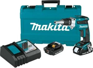 Makita 18 volt 2 0ah Lxt Lithium ion Compact Brushless Cordless 2500 Rpm Kit