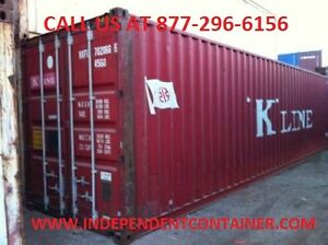 40 Cargo Container Shipping Container On Sale Now In Charleston Sc