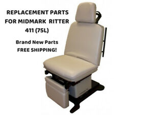 Replacement Parts For Midmark ritter 411 75l Genuine Factory Oem Brand New