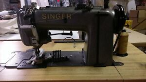 Singer 300w Walking Foot Chain Stitch Sewing Machine local Pick Up Only