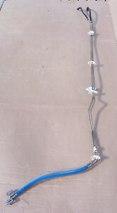 94 97 Ford F250 F350 7 3 Turbo Diesel Engine Fuel Lines Rear Tank To Valve Set