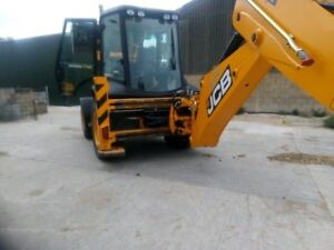 Jcb 4x4 Backhoe 2538 Hours Perfect Overall Condition