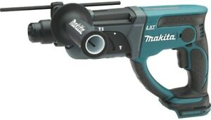 Makita Concrete Masonry Rotary Hammer Drill 7 8 In 18 volt Cordless Tool Only