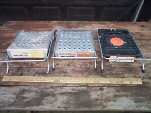 4 Little Giant Ladder Work Platforms 1 Project Tray Aluminum Metal Accessory