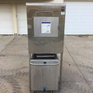 Used Kloppenberg Sps Ig ss Ice Shuttle Plus Storage Bin Ice Storage System