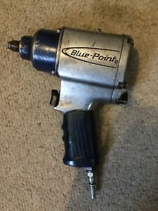 Blue Point At555a 1 2 Drive Air Impact Wrench
