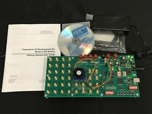 Altera Stratix Ii Gx Transceiver Si Development Kit 6xx 40004 0e Signal Integrty