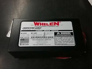 Whelen Cs225 Strobe Light Power Supply