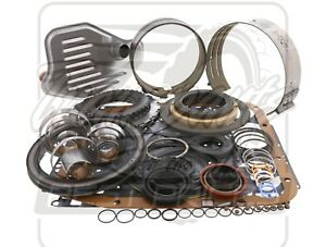 Ford 4r70w Transmission Raybestos Performance Deluxe Rebuild Kit 04 On