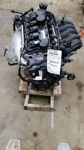 2006 Vw Beetle 2 5 Engine Motor Assembly 113 630 Miles Bps 337 No Core Charge