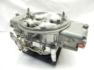 Barry Grant King Demon Racing Carburetor 1150 Cfm Holley Dominator Size Flange
