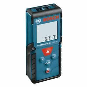 Bosch Glm 30 100ft Laser Measure Brand New