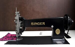 Singer 114w103 Chain Stitch Free Shipping Completely Restored And Serviced