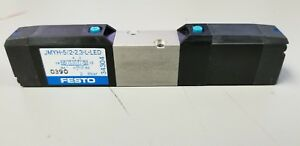 Festo Jmyh 5 2 2 3 l led Mini pneumatic Solenoid Actuated Valve