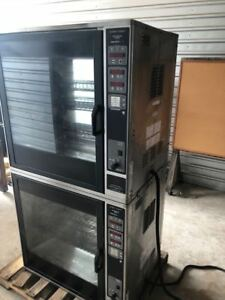 Henny Penny Double Stack Scr 8 Electric Commercial Rotisserie Chicken Beef