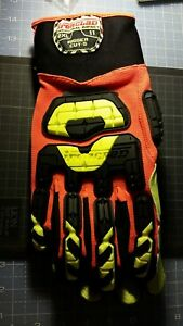 Ironclad Cut Resistance Work Gloves With Vibram Palm Heavy Duty Size Large 9