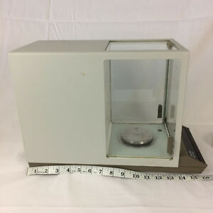 Mettler Toledo Digital Lab Scale Analytical Balance Ae163 Parts Or Repair