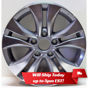 New Set Of 4 16 Replacement Alloy Wheels Rims For 2008 2015 Honda Accord