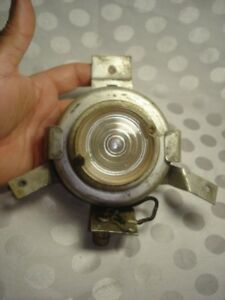 Gm Stewart Warner Luggage Compartment Reel Out Light Trouble Light Gto Hot Rod