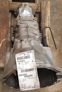 2003 Jeep Wrangler Manual Transmission Assembly 172 772 Miles 2 4 5 Speed