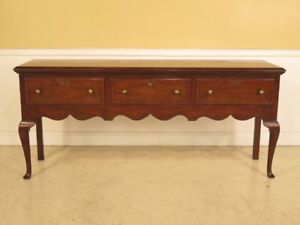 F40582 Kittinger Colonial Williamsburg Cw 148 Mahogany Sideboard