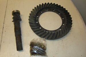 Ford 600 Tractor Ring Pinion Set Rgp65 Nca4609b
