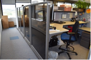 80 Herman Miller Ao2 Office Cubicles 6x6 6x8 And 7x7