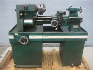 Logan Powermatic 11 24 Precision Lathe Model 8100003