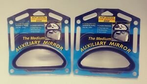 Hercules Auxiliary Wide angle Side view Blind Spot Mirrors pair