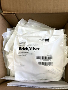 Welch Allyn 99801 Blood Pressure Cuff Disposable Neonatal Size 1 40 bx