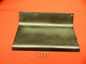 Used 64 Ford Galaxie 500 Xl Black Front Console Panel C4az 6304567 A Nice