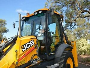 2012 Jcb 3cx Backhoe Loader 4x4 Auxillary Hydraulics Front And Back
