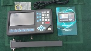 D80 Lcd 2 3 Axis Display To Replace Your Sargon Display With 25 Pin Plug