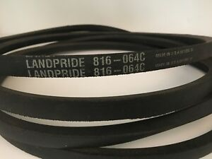 Oem Land Pride Kevlar V belt 816 064c Fits Fdr 2584 Mowers