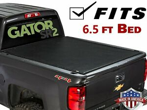 New Premium Roll Up Tonneau Cover For 02 18 Dodge Ram 1500 2500 3500 6 5ft Bed