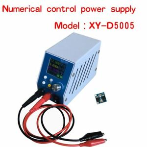 6 55v Dc dc Adjustable High Precision Digital Buck Power Supply Regulated Module
