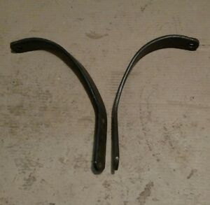 Model A Aa Ford Front Bumper Brackets 30 31
