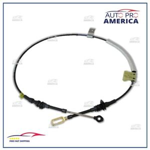 Oem Ford 1999 2004 Mustang Automatic Transmission Gear Shift Cable Xr3z7e395aa