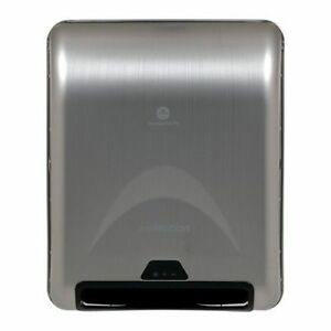 8 Recessed Automated Touchless Paper Towel Dispenser Stainless Steel 59466a