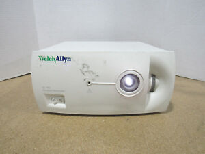 Welch Allyn Cl 100 Surgical Illuminator Xenon Light Source 90132 Storz olympus