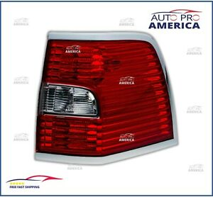 Oem Ford 2007 2014 Lincoln Navigator Passenger Side Tail Lamp Light 8l7z13404a