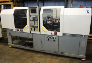 Van Dorn Demag 250 80 Ergotech compact Injection Molding Machine 30 Ton 1994