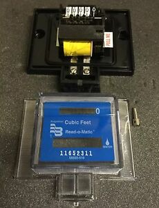 Badger Water Meter Pulse Remote 5 8 1 Cubic Feet