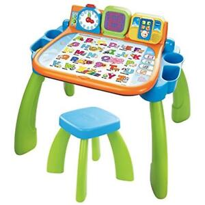 Electronic Learning Toys Touch And Activity Desk Frustration Free Packaging