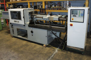 Arburg Allrounder 320m 500 210 Plastic Injection Molding Machine 55 Ton 1993