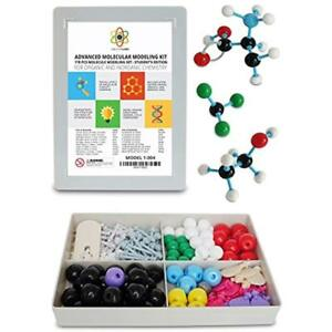 Molecular Model Chemistry Kit With Molecule Building Software Organic Chemistry